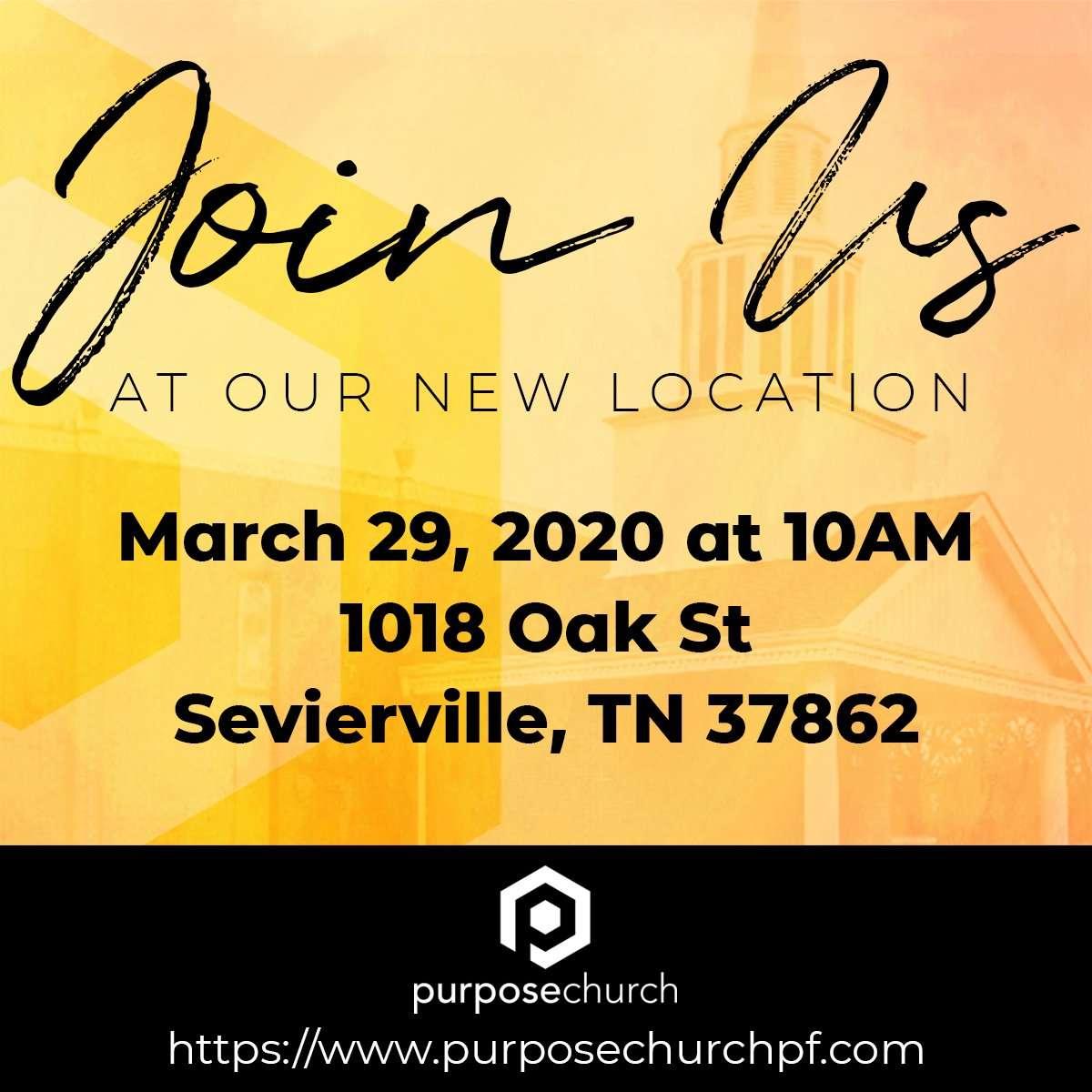 Purpose Church Forward Together Church Merger