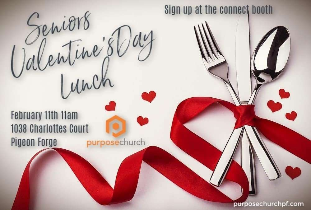 Senior's Valentine's Day Lunch