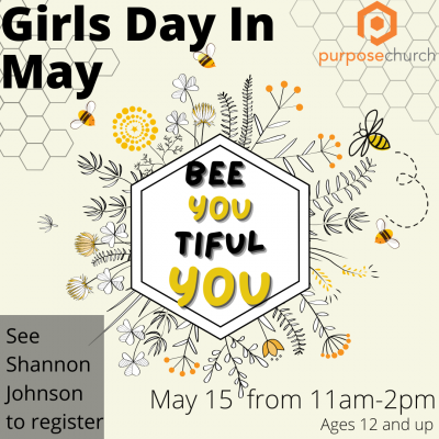 Girls Day in May